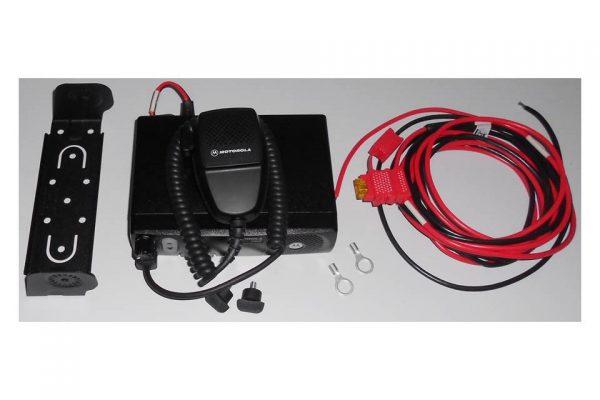 Radio EM200 e Kit Montagem e Energia