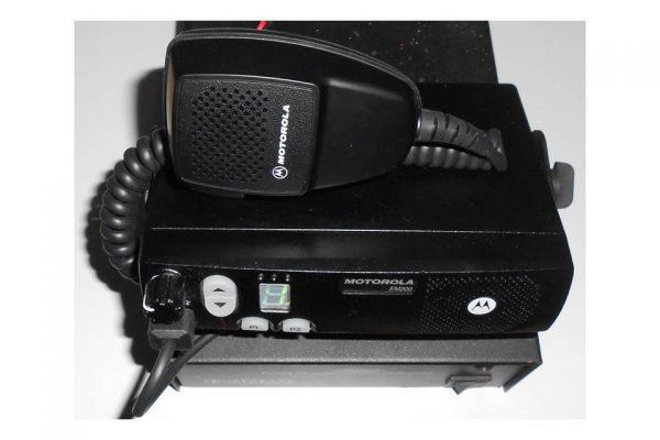 Estação de Rádio EM200 Fonte Chaveada Escritório Controle Log