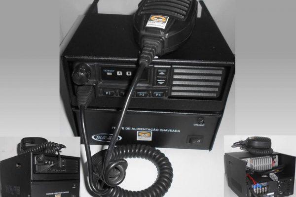 Estação de Radios Base Escritório Controle de Estoque