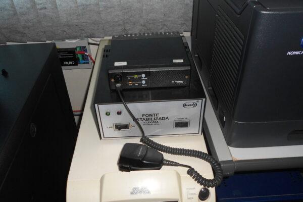 Estação GM300 Geração Versão DOS Analogico