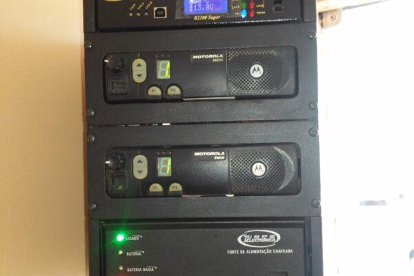 Repetidora Analógica Montada EM200
