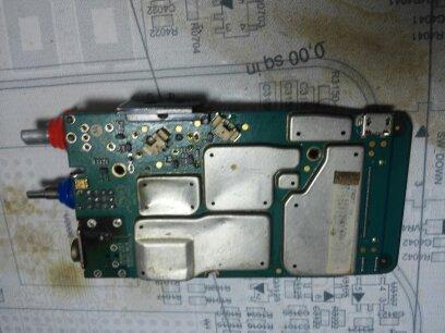 Placa DEP450 em assistencia técnica