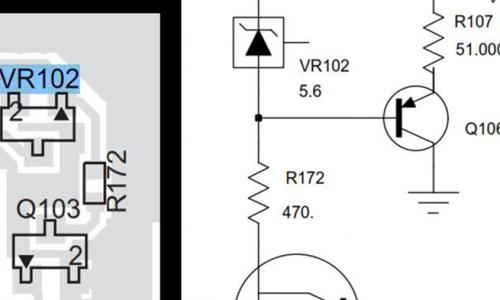 Circuito Eletrico esquemaro
