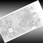 Circuito Eletrico DGP8550 Ex