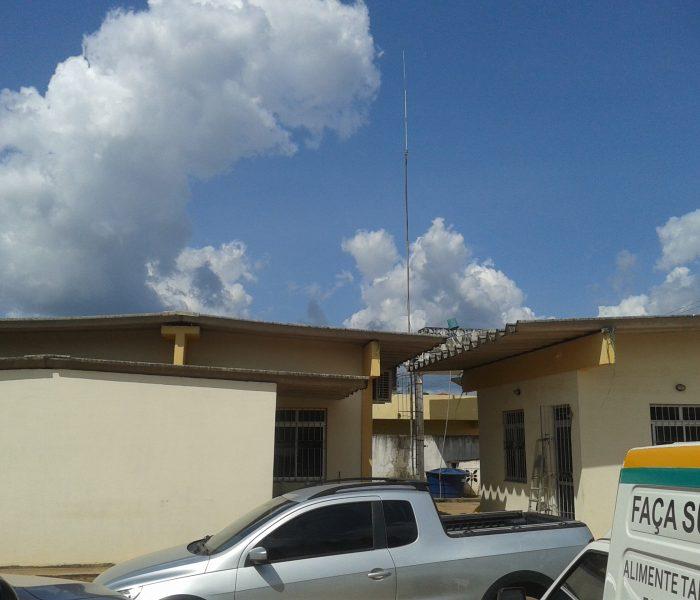 Entregas e monitoramento via rádio DEM400