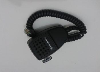 Microfone PTT de Mão DEM300