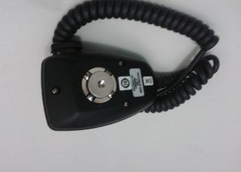 Microfone PTT de Mão DEM400