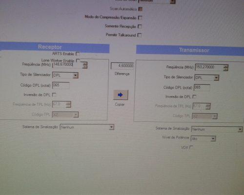 Nossa Programação e alinhamneto por software atualizado