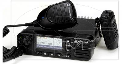 O Radio Transceptor DGM8500e é Ultima geração em radiocomunicação circuito BGA o mais avançado
