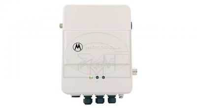 Esse modelo de Repetidora não está disponivel em VHF apenas UHF de 400-512 no transmissor e 400-527 no receptor