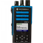 Rádio Portátil VHF Digital DGP8550 Ex