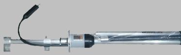 Antena Base compatível a DGM8000e Marca SL 2x5/8
