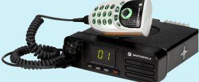 Rádio Motorola Movel